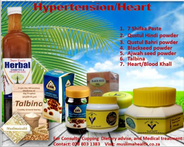 HYPERTENSION AND CARDIAC PACK