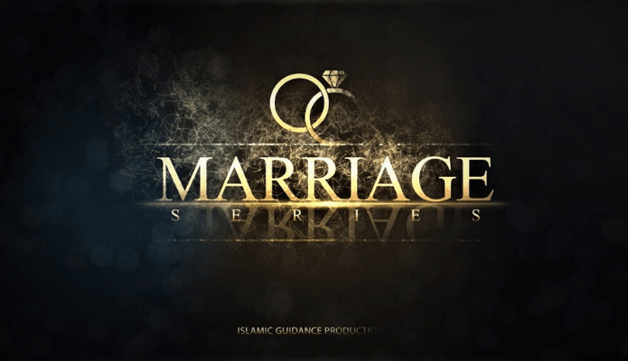 The Marriage Series 01