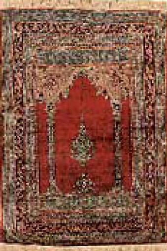 The Muslim Carpet  Muslim Heritage