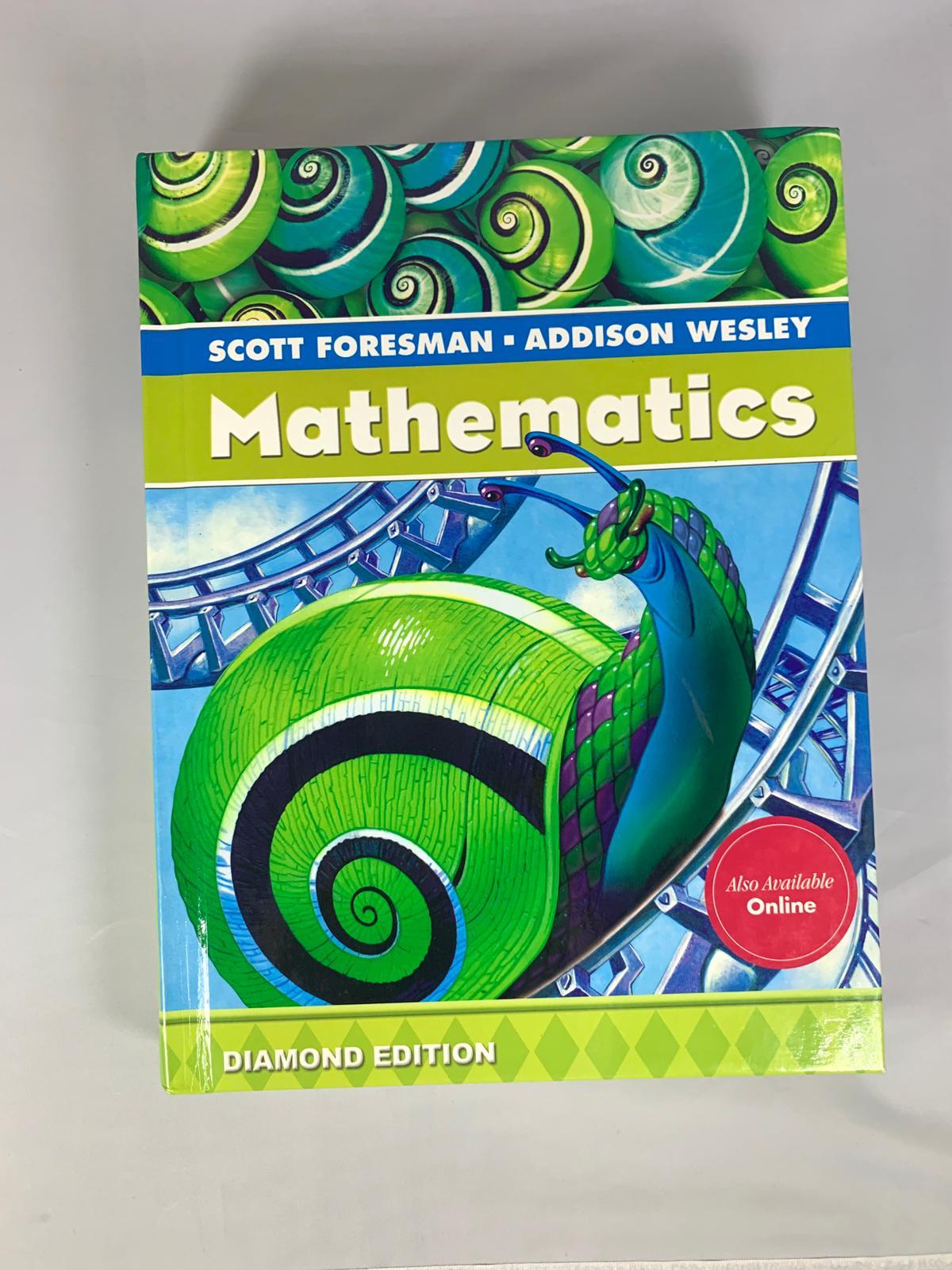 Mathematics Scott Foresman Grade 5 Muslim Home Educators