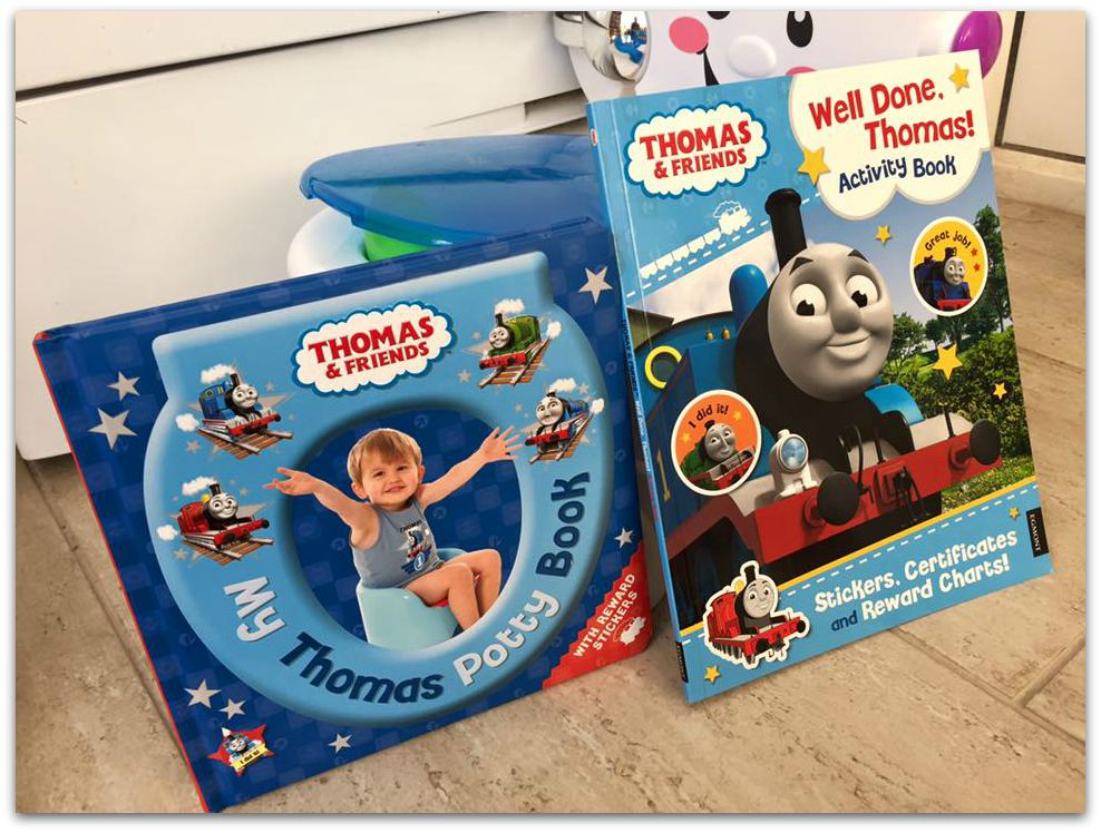 Potty Training With Thomas and Friends: Review and Giveaway - Muslim ...