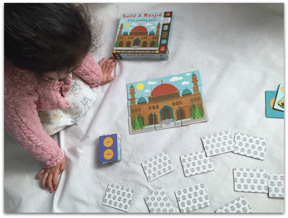 Playing Build a Masjid by Smart Ark