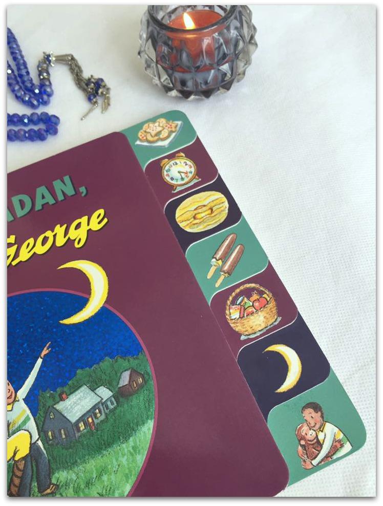 Curious George ramadan