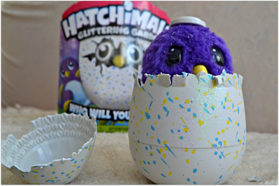 Hatchimal hatching