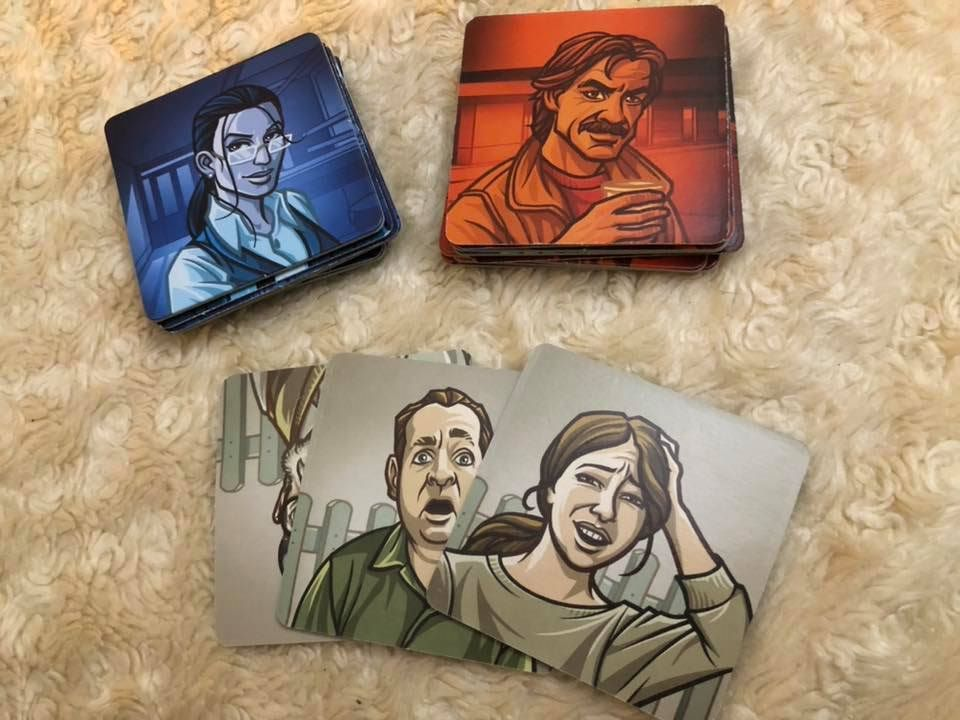Review: Codenames Pictures