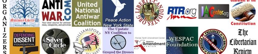 Anti-Drone Petition Sponsors
