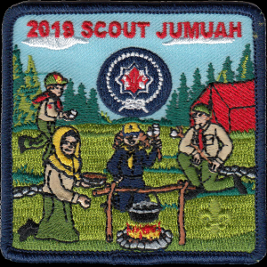 Scout Jumuah Patch 2019