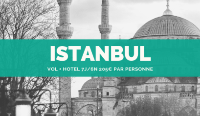ISTANBUL PAS CHER