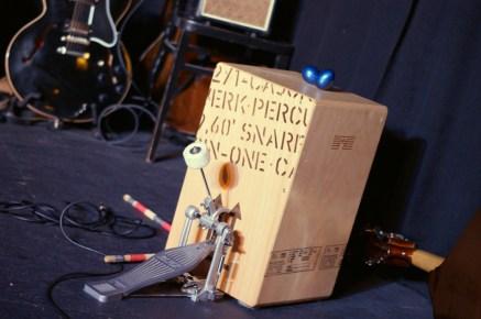 Totally Unplugged aufgrund eines Elektroschadens im Theatersaal