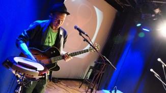 Spielte fünf Gitarren gleichzeitig: Martin Lidl