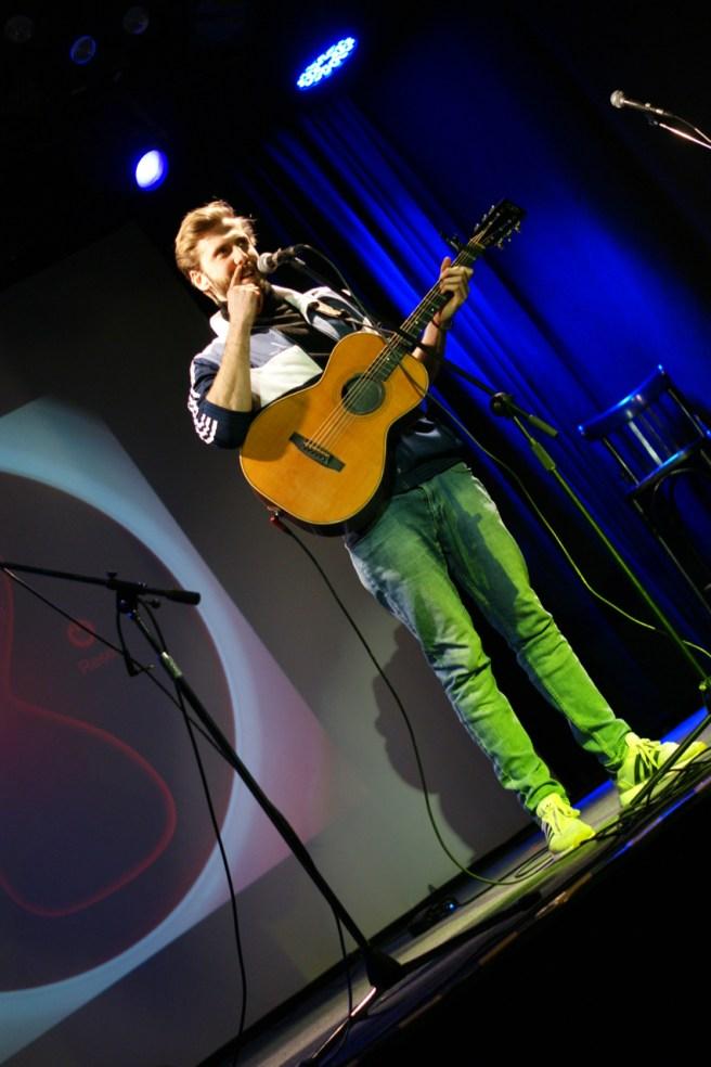Aus Regensburg per Tinder an die Spitze: Sebastian Kretz