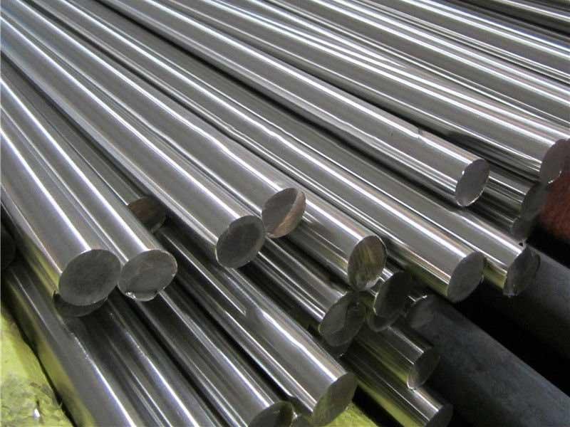 Barre acciaio inox tonde Musola Metalli srl