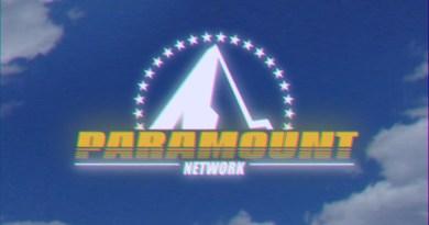 Paramount Network retro logo