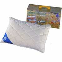 Pillow millet-filled 40/60 ecru millet, 59,00