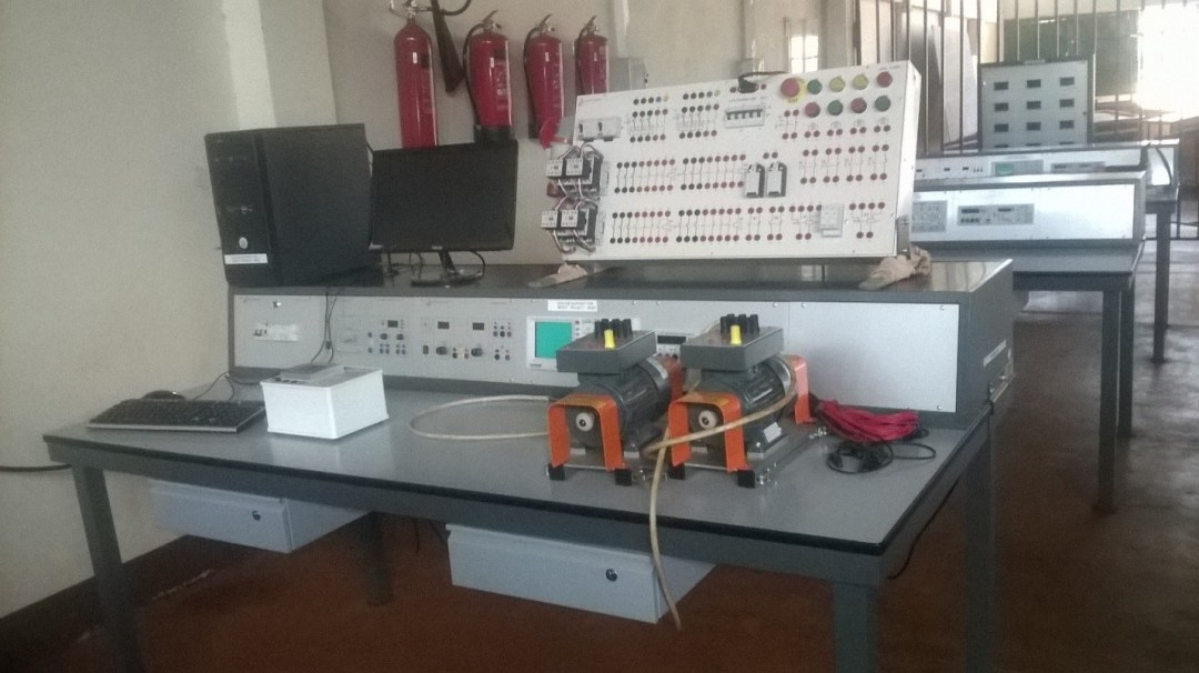 electronic working bench