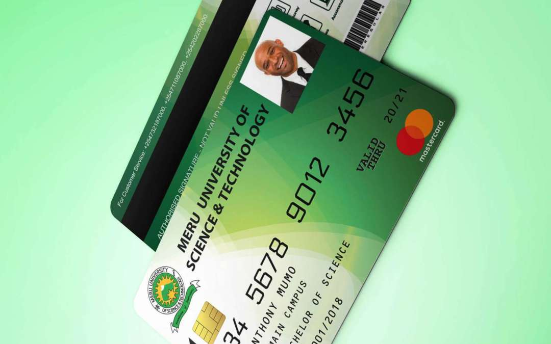 Spoilt and Missing Students' Smart Cards