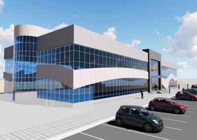 Agility Logistics Warehouses & Office Buildings