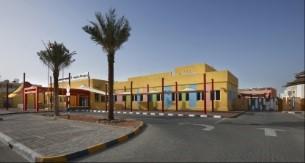 Abu Dhabi Future School Phase 2 Package 1