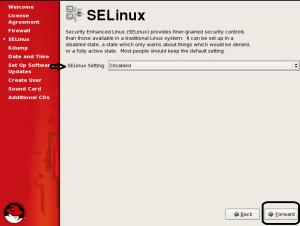 Linux Redhat kurulumu23