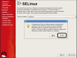 Linux Redhat kurulumu24