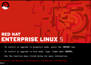 Linux kurulum