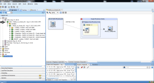 oracle data integrator data model