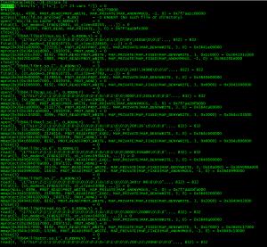 linux strace 1