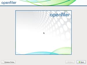 Openfiler 2