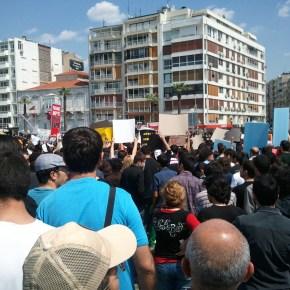 22 Ağustos İnternet Sansürü – İnternetime Dokunma Eylemi – 15 Mayıs 2011 – İzmir