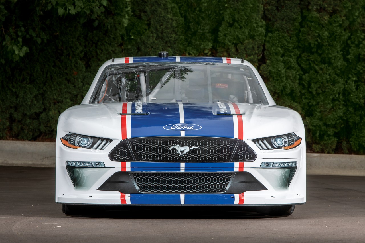 All-New 2020 NASCAR XFINITY SERIES MUSTANG Unveiled