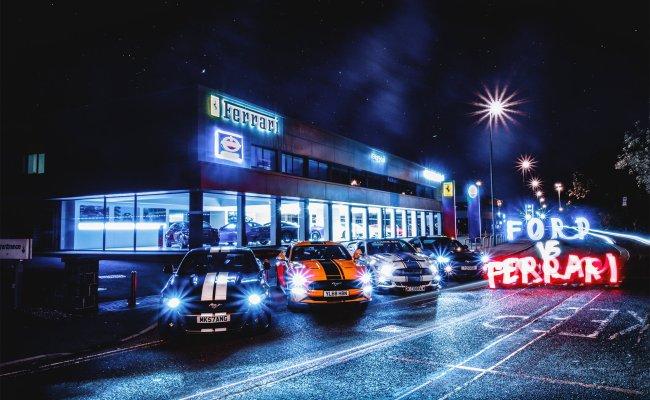 Ford V Ferrari 2015 S550 Mustang Forum Gt Ecoboost