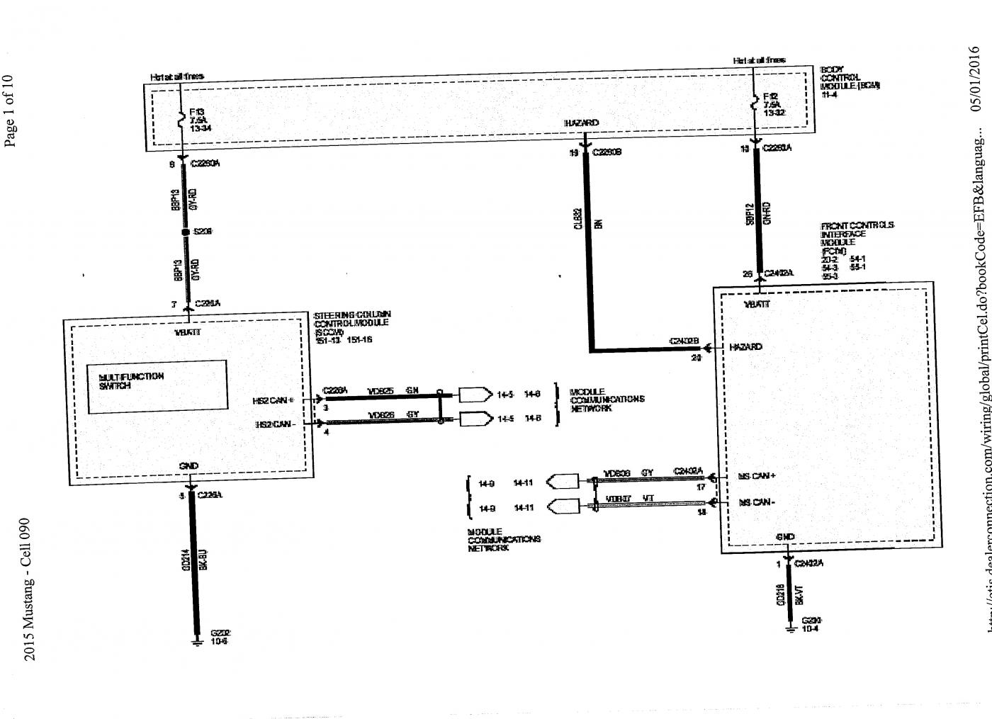 hight resolution of  interior wiring page 1 of 10 jpg