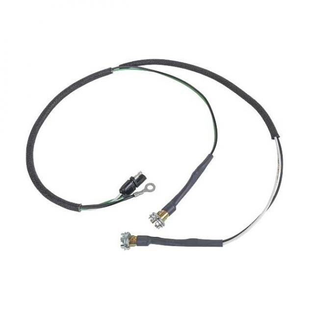 Ford Mustang Hood Mounted Turn Indicator Wiring Harness