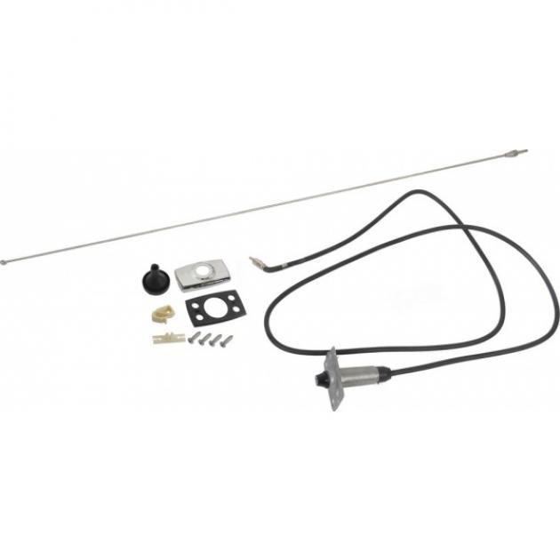 Daniel Carpenter Ford Mustang Radio Antenna Assembly
