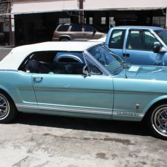 1966 Mustang 289 Engine Ixl Tastic Silhouette Wiring Diagram Factory Gt Convertible For Sale