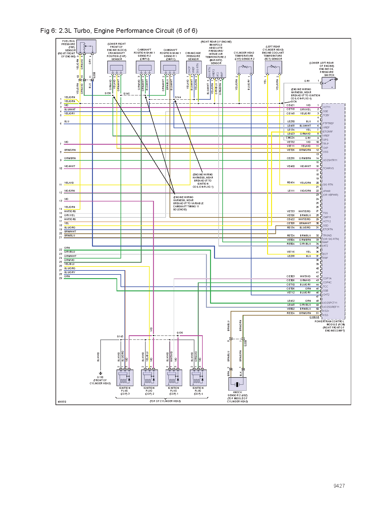 hight resolution of  wiring diagram from the service manual ecoboost ignition png