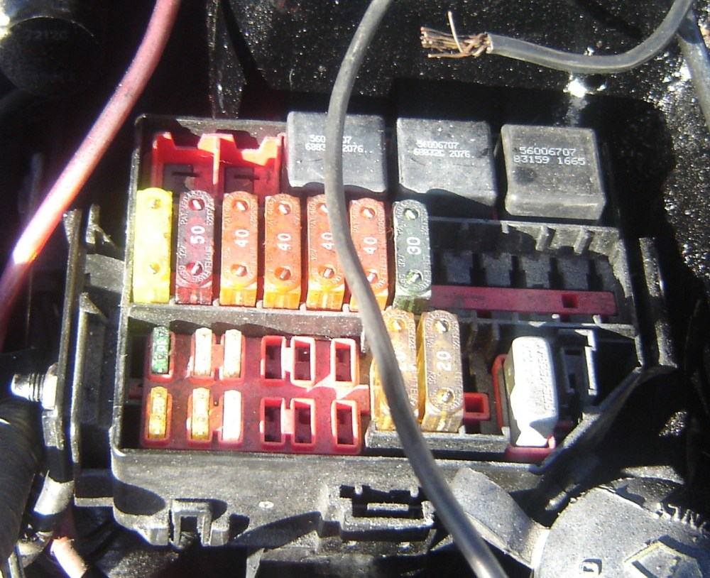 medium resolution of 98 v6 3 8 engine wiring help mustang evolution rh mustangevolution com 2000 ford mustang v6 2000 mustang v6 fuse box