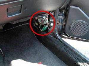 eec fuse blown ? car dead  Mustang Evolution