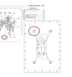 2007 mustang horn fuse diagram [ 1065 x 1002 Pixel ]