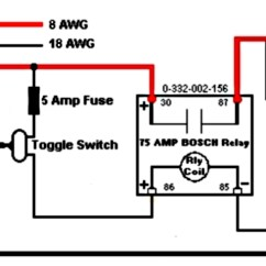 11 Pin Latching Relay Wiring Diagram Trailer In A To Toggle Switch - Mustang Evolution