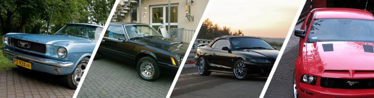 Ford Mustang Info