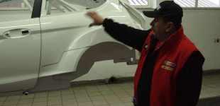 Wykład o tym jak z poczciwej Fiesty zrobić wyścigową maszynę