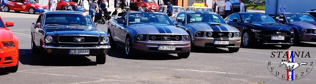 Motomajówka bez Mustangów ? NIGDY !!!!!!!!