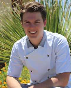 Chef Peter McQuaid