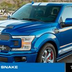 Shelby F 150 Super Snake Supercharged V8 Performance Street Truck