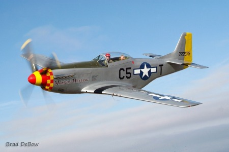 P-51 Survivor 67-22579 N551BJ