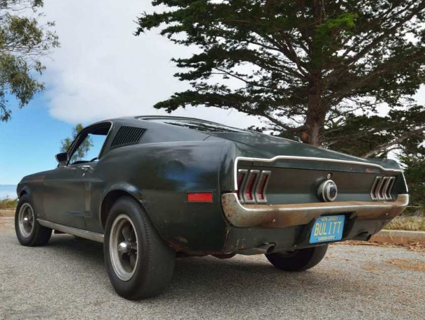 1968 Ford Mustang GT (Bullitt)