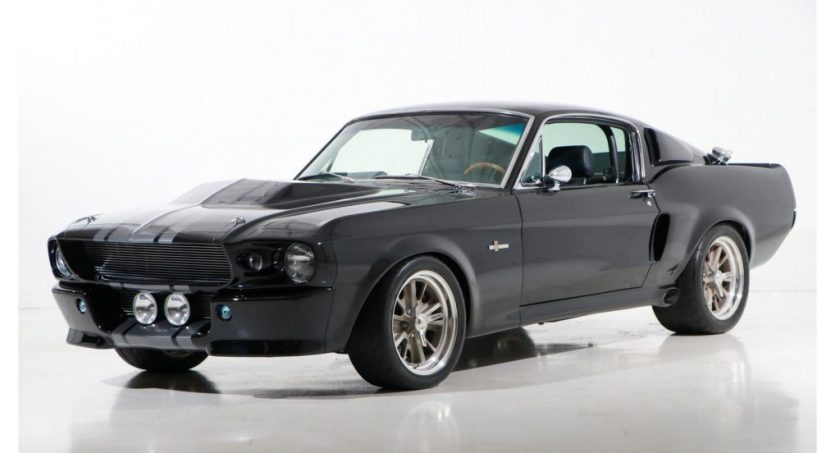 """1967 Ford Shelby Mustang GT500E Super Snake """"Eleanor"""""""