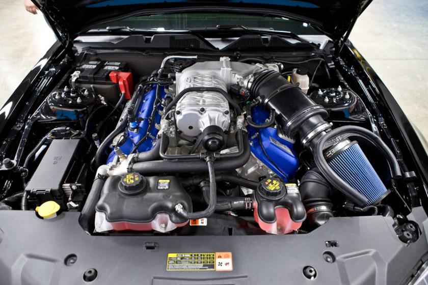 2013 Shelby Trinity 5.8L V8