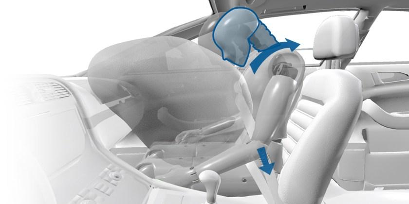 Injury biomechanics animation